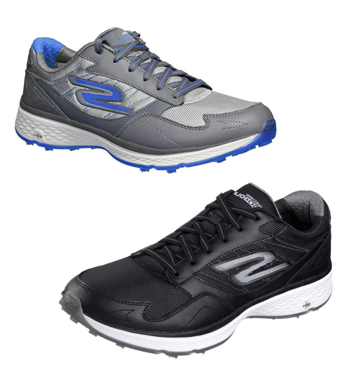 mens go golf fairway spikeless golf shoes