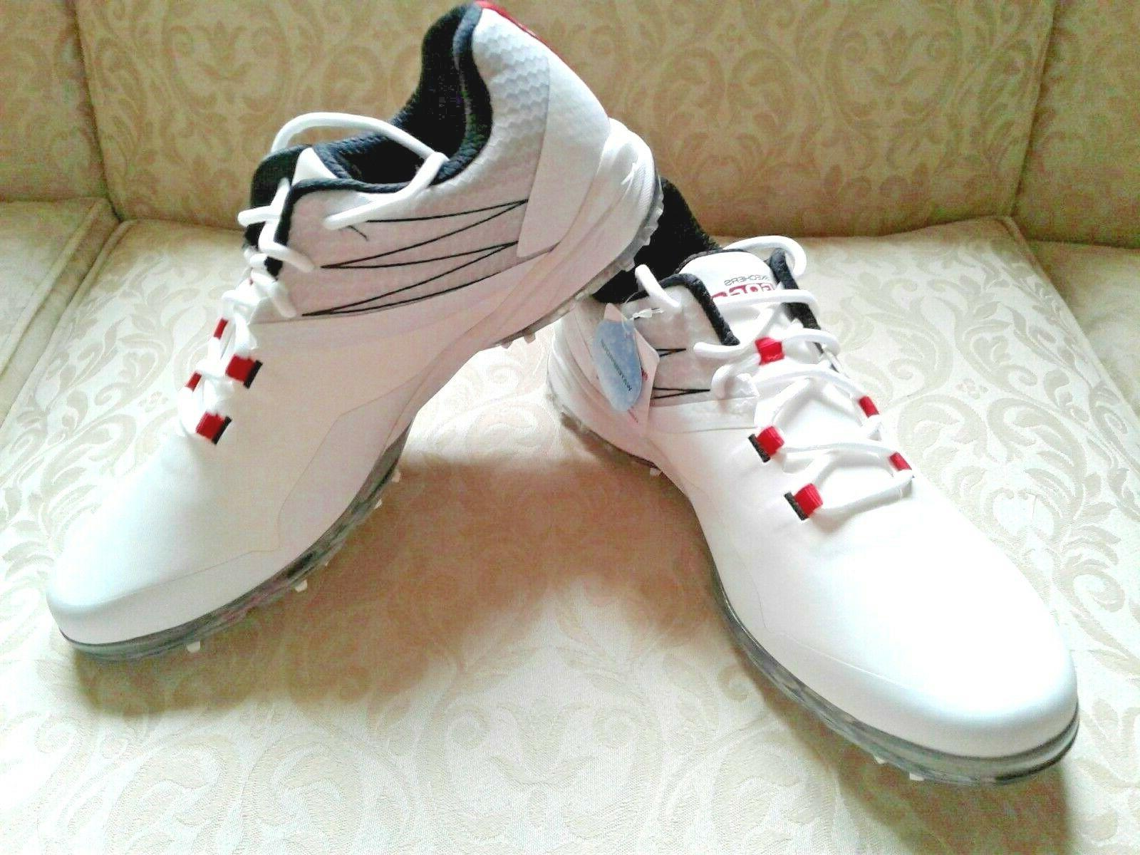 Skechers Mens GoGolf Focus Waterproof Golf Shoes Size-7.5 Wh