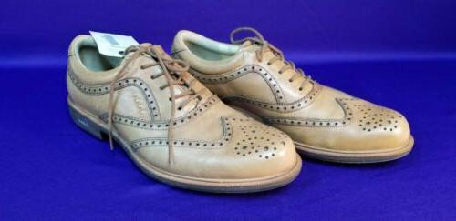 ECCO Mens GOLF SHOES LEATHER SZ. - Euro 43C