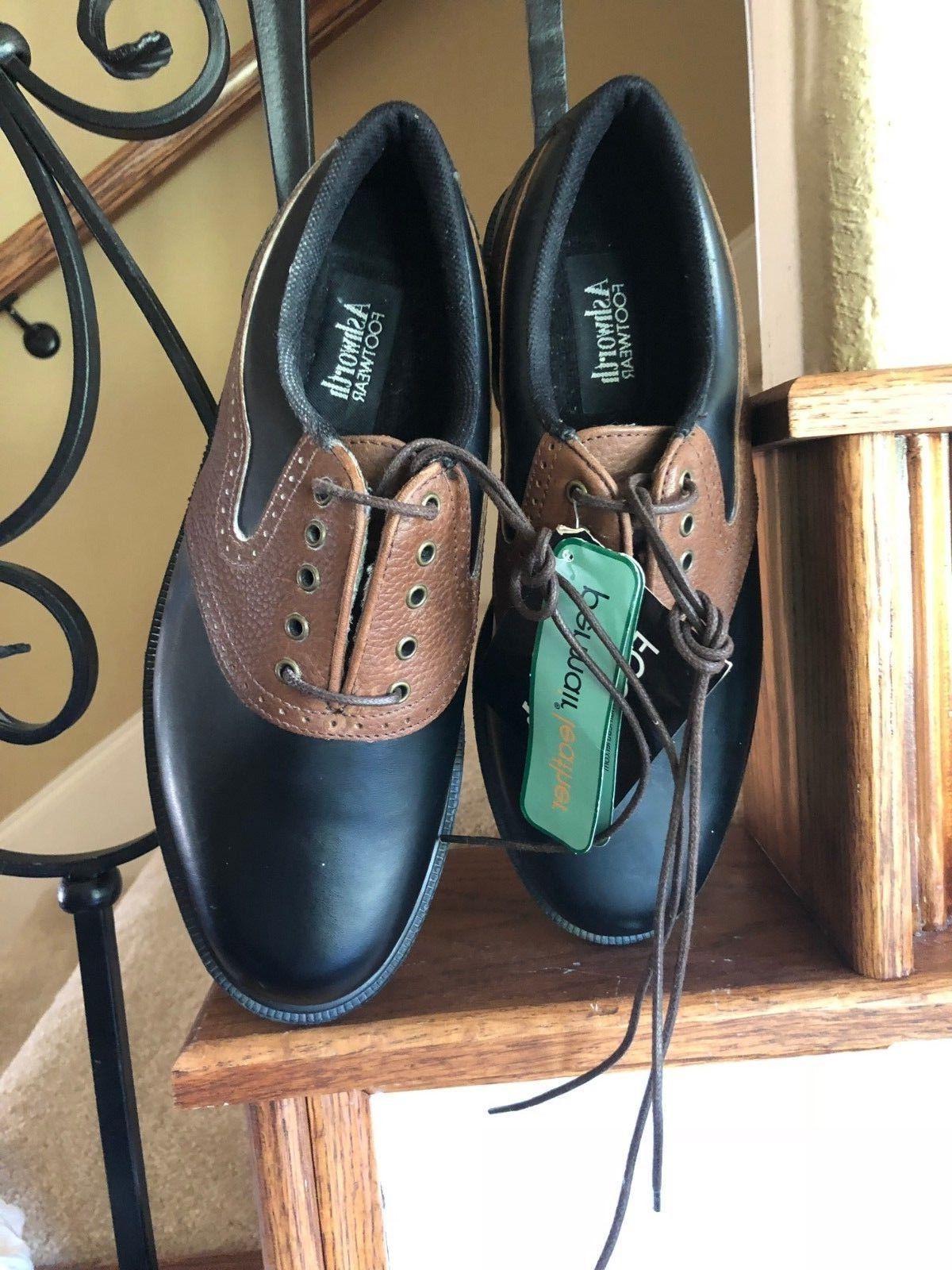 mens golf shoes sz 7m nwt