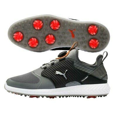 Puma Ignite PWRAdapt Caged Disc Mens Golf Shoes 2020 - Quiet