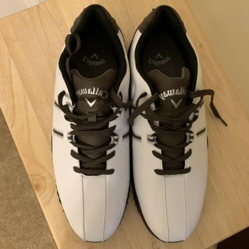 Mens NEW CALLAWAY CHEV COMFORT Golf Shoes Sz 13