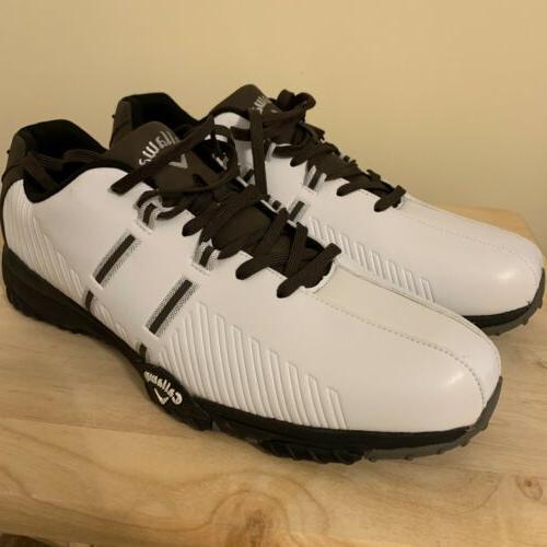 mens new chev comfort golf shoes sz