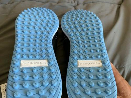 Ashworth Spikeless Golf Shoes Hybrid NEW