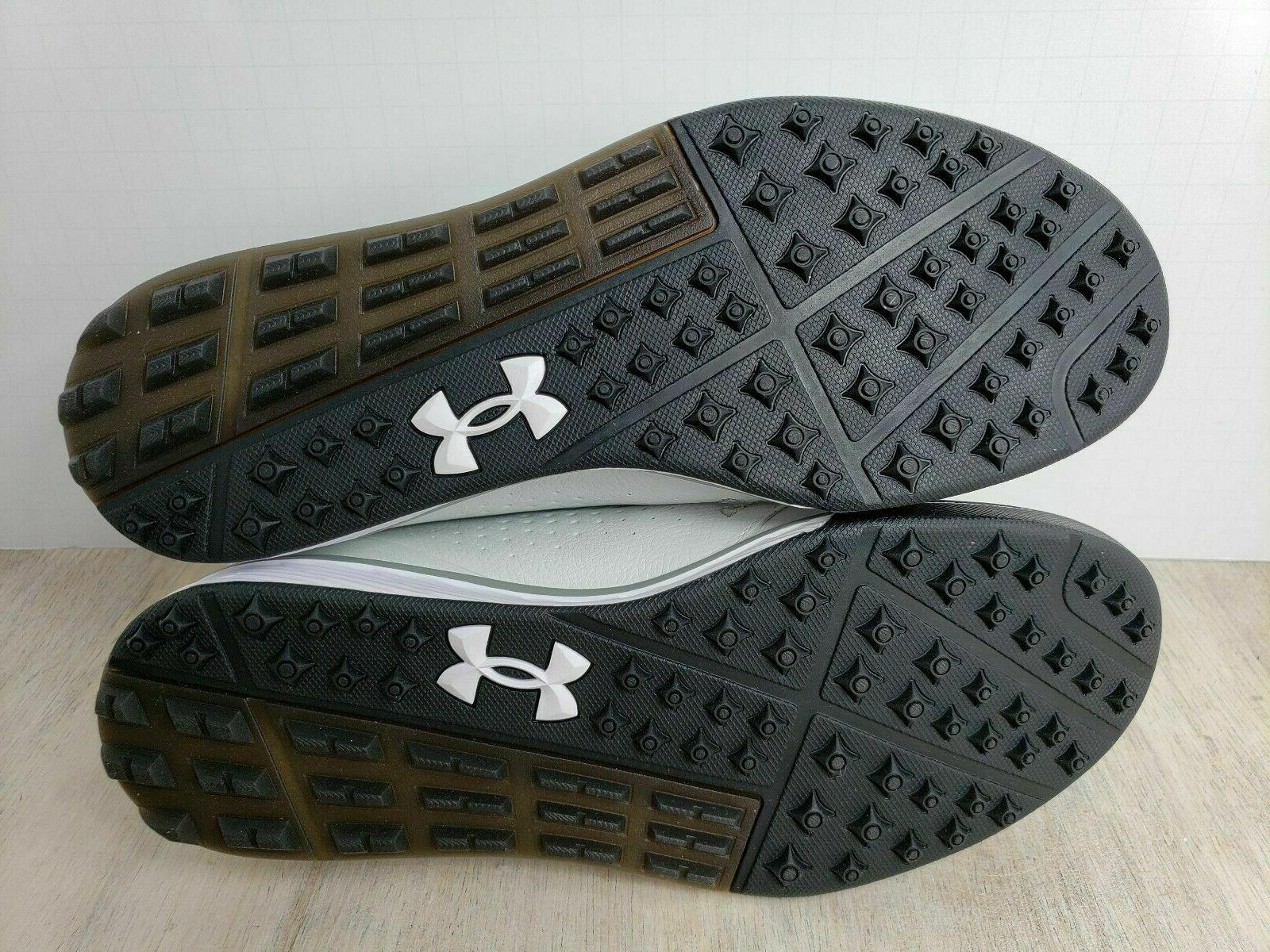 Under Armour Mens Spike less Golf Shoes Size 9 Tempo Hybrid