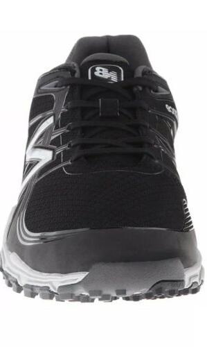 New Minimus Black Waterproof Golf Shoes Spikeless Men's Medium