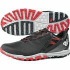New Balance Minimus Spikeless Golf Shoes Black/Red 10.5 Wide