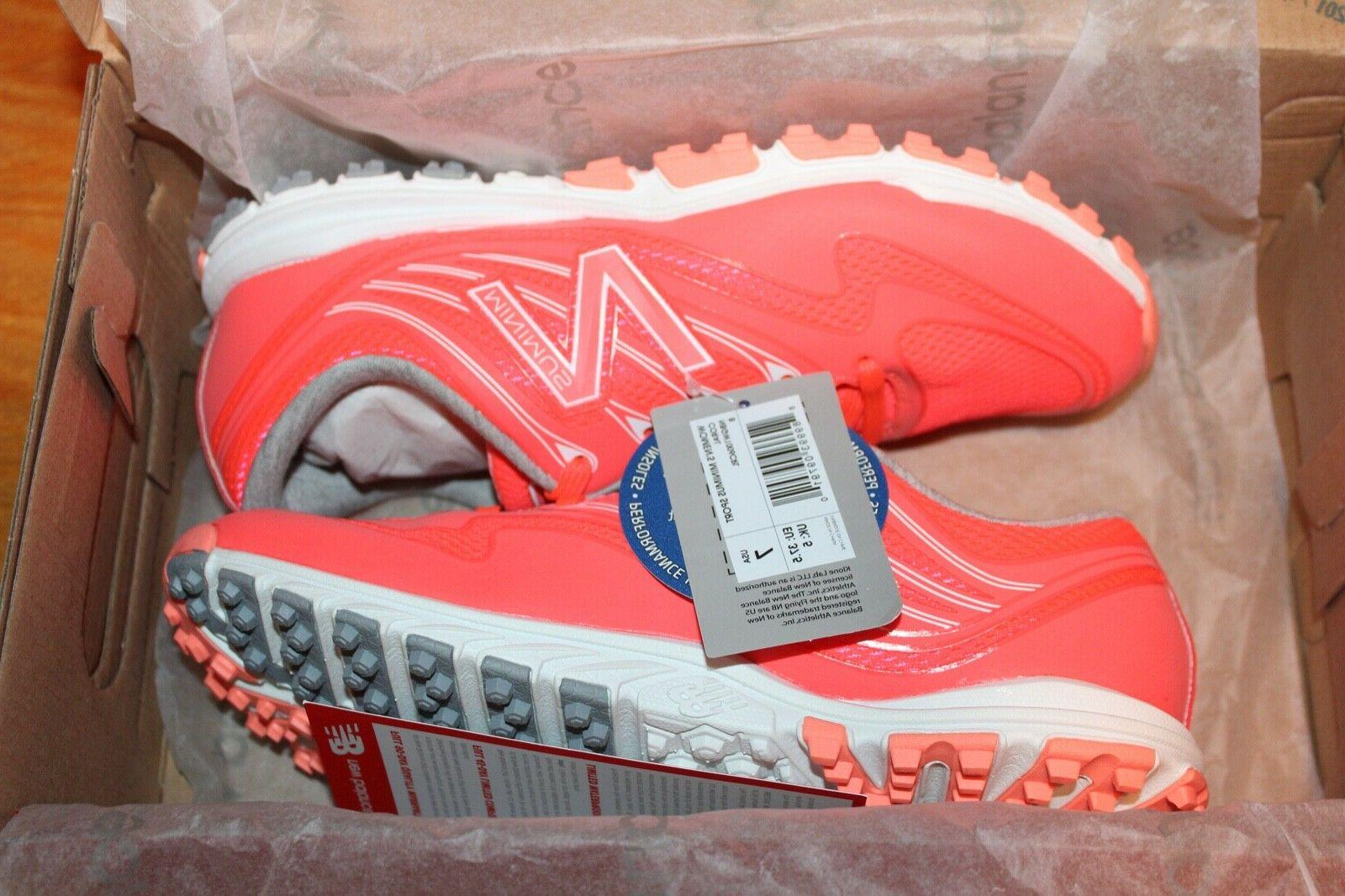 New Golf Coral Size 7