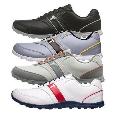 TRUE Linkswear Motion Men's Spikeless Golf Shoes - Pick Size