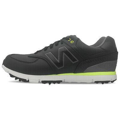 nbg 574 classic 15 golf shoes black