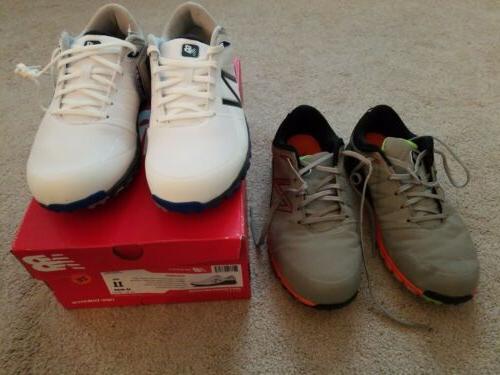 nbg1005wb and nbg1005go 11 2e golf shoes