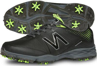 nbg2004 golf shoes black green