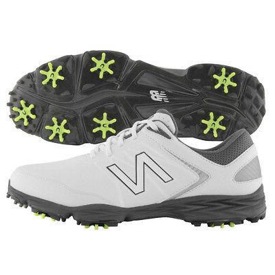 nbg2005 striker golf shoes white grey