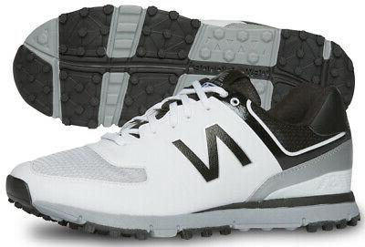 nbg518 spikeless golf shoes white black choose