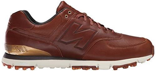 New NBG574LX Golf Brown, 4E
