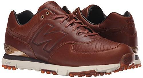New Men's Golf Shoe, 4E