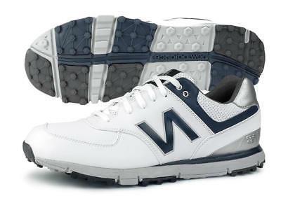 nbg574wn sl golf shoes white navy men