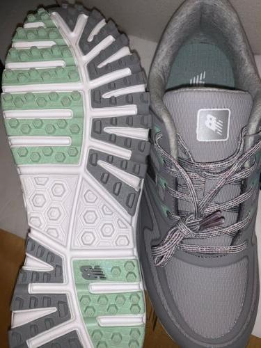 WP Spikeless Shoes Grey/Green