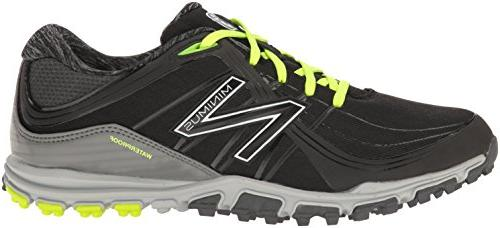 Golf Shoe Black/Lime 7.5 B US