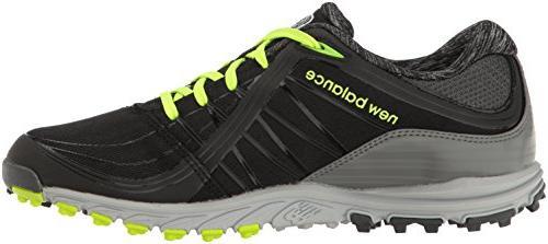 Golf Shoe Black/Lime B US
