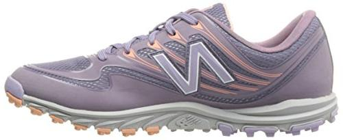 New Balance Golf Purple, 9 B US