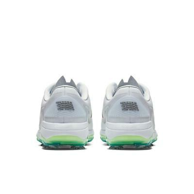 REACT VAPOR 2 SHOES WHITE/GREEN 12