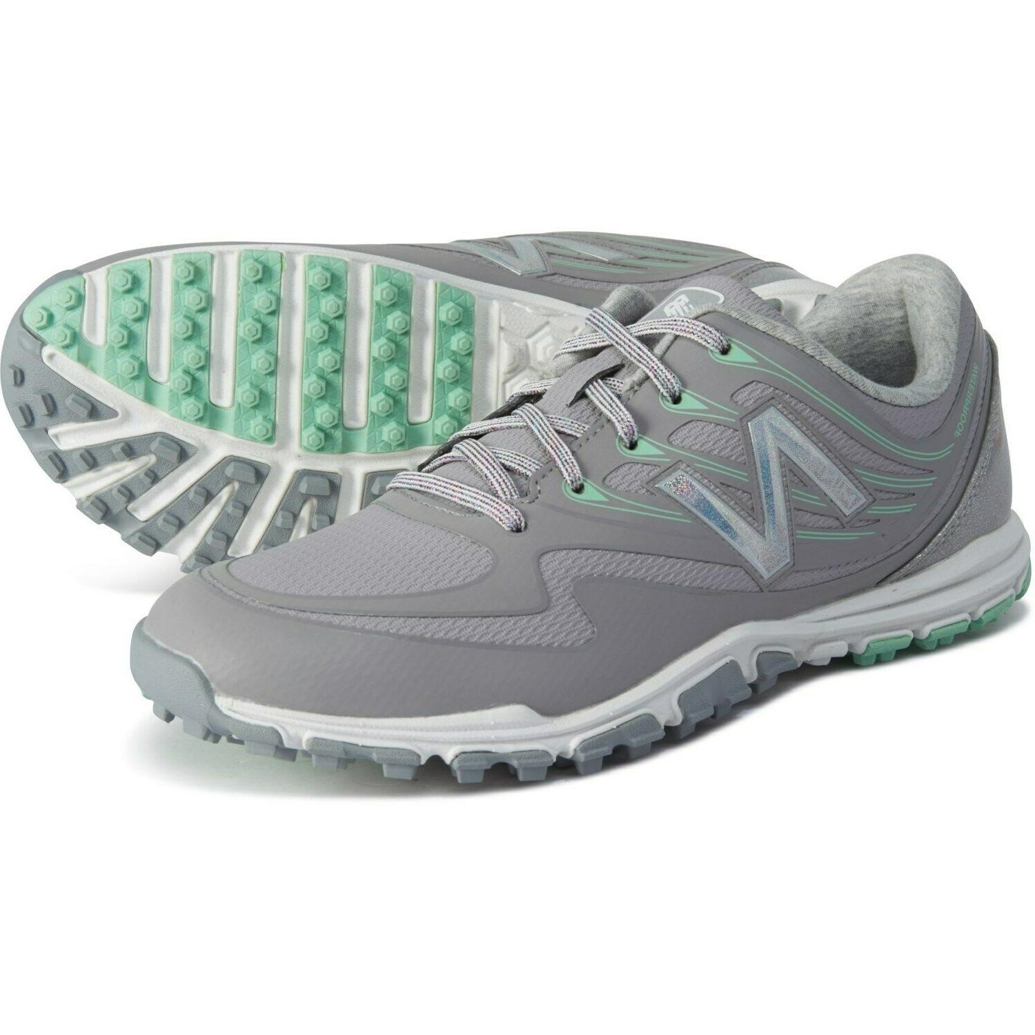 NEW 2018 NEW BALANCE WOMEN MINIMUS WP SPIKELESS GOLF SHOES M