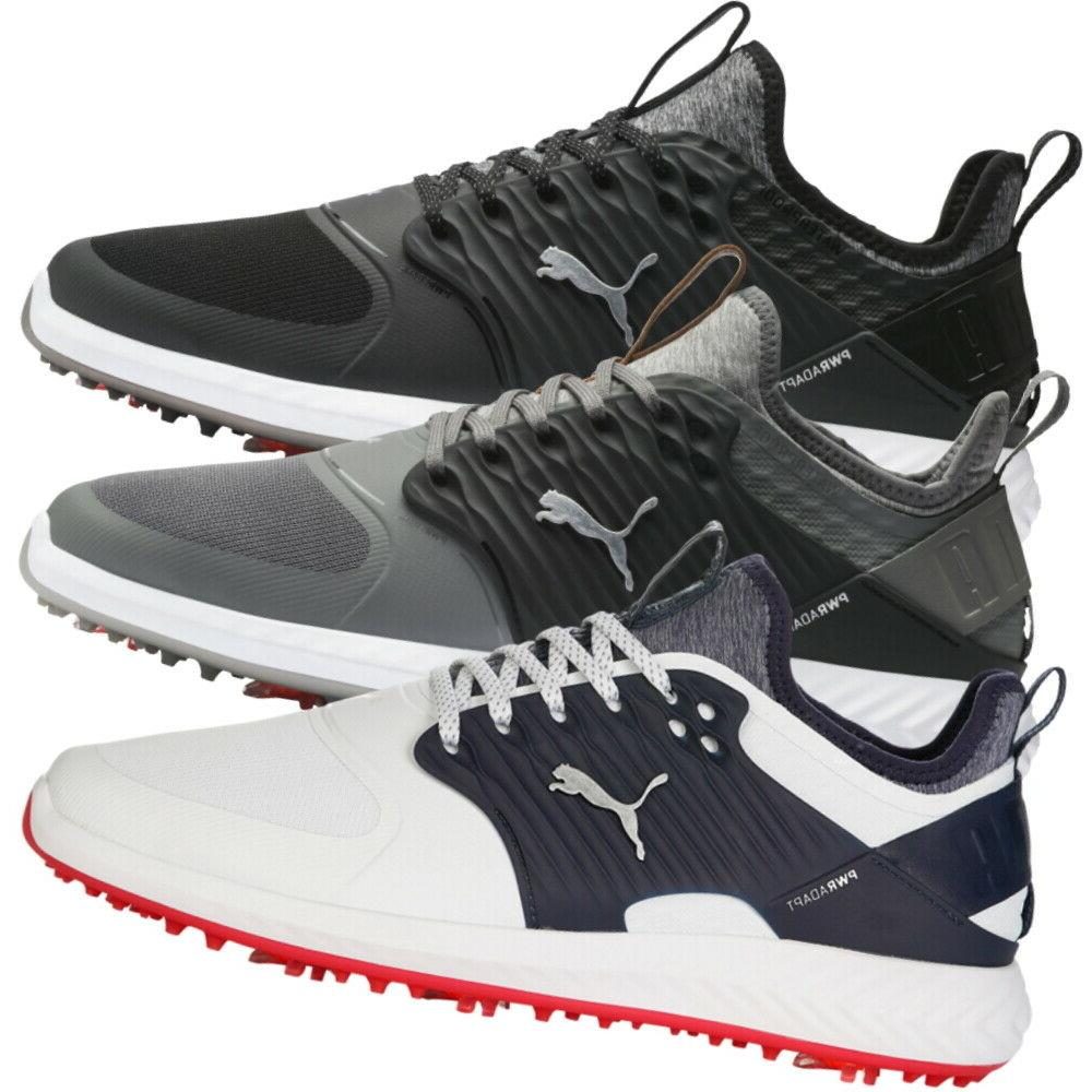 new 2020 ignite pwradapt caged golf shoes