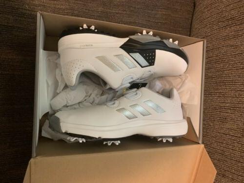 New BOA Shoes Kids Junior White/Black