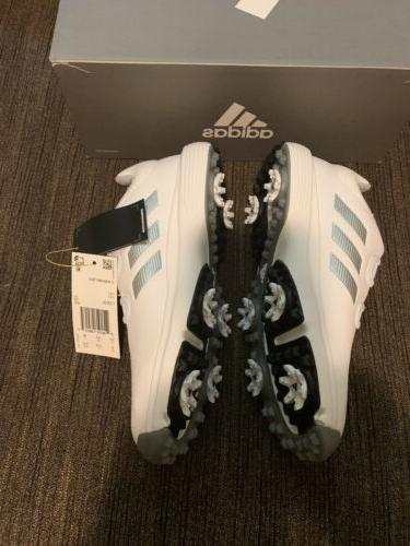 New Adidas BOA White/Black