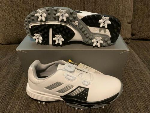 new adipower golf boa boys shoes youth
