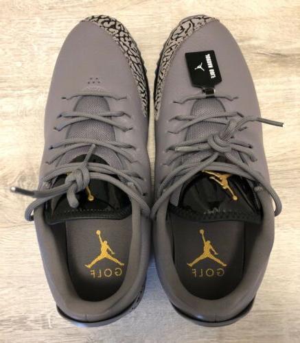 NEW Nike ADG Gunsmoke Gray