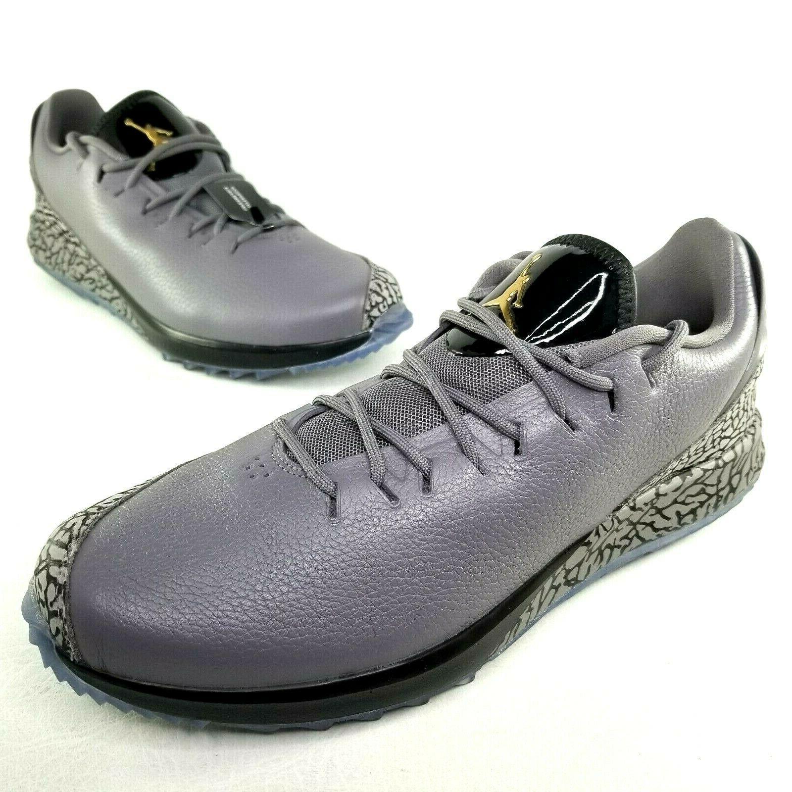 new air jordan adg golf shoes spikeless