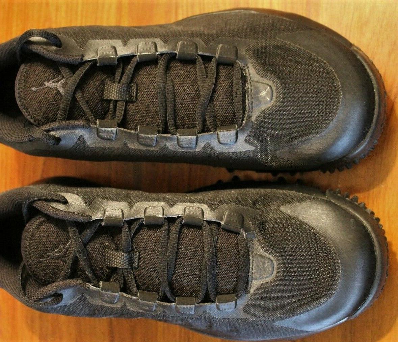 NEW AIR JORDAN DOMINATE GOLF MENS 12 BLACK 717516