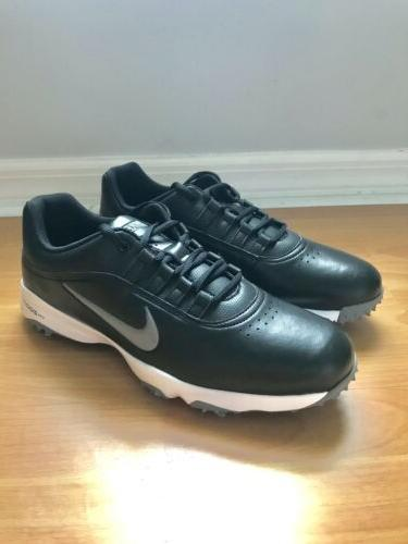 NEW Nike Air Zoom Rival 5 Golf Shoes Men's Size 9 Black Grey