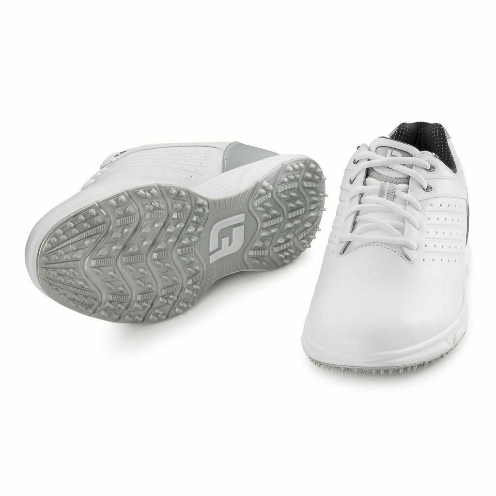new arc sl mens spikeless golf shoes