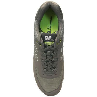 New Balance Spikeless Shoe, 11.5 Medium Gray