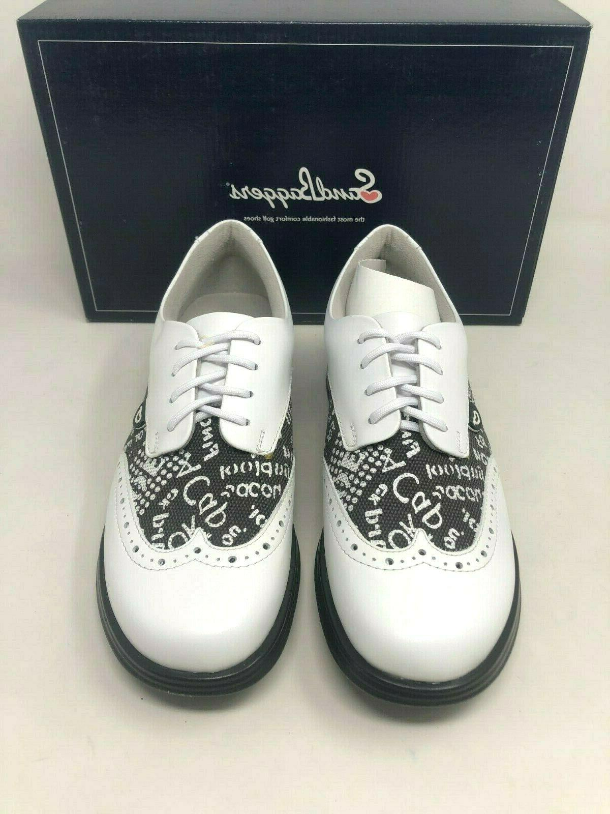 New Sandbaggers Charlie News Women's Golf Shoes