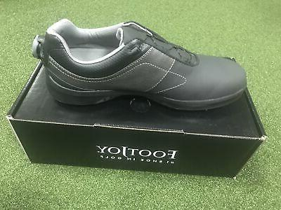 New Mens Golf Shoes Black