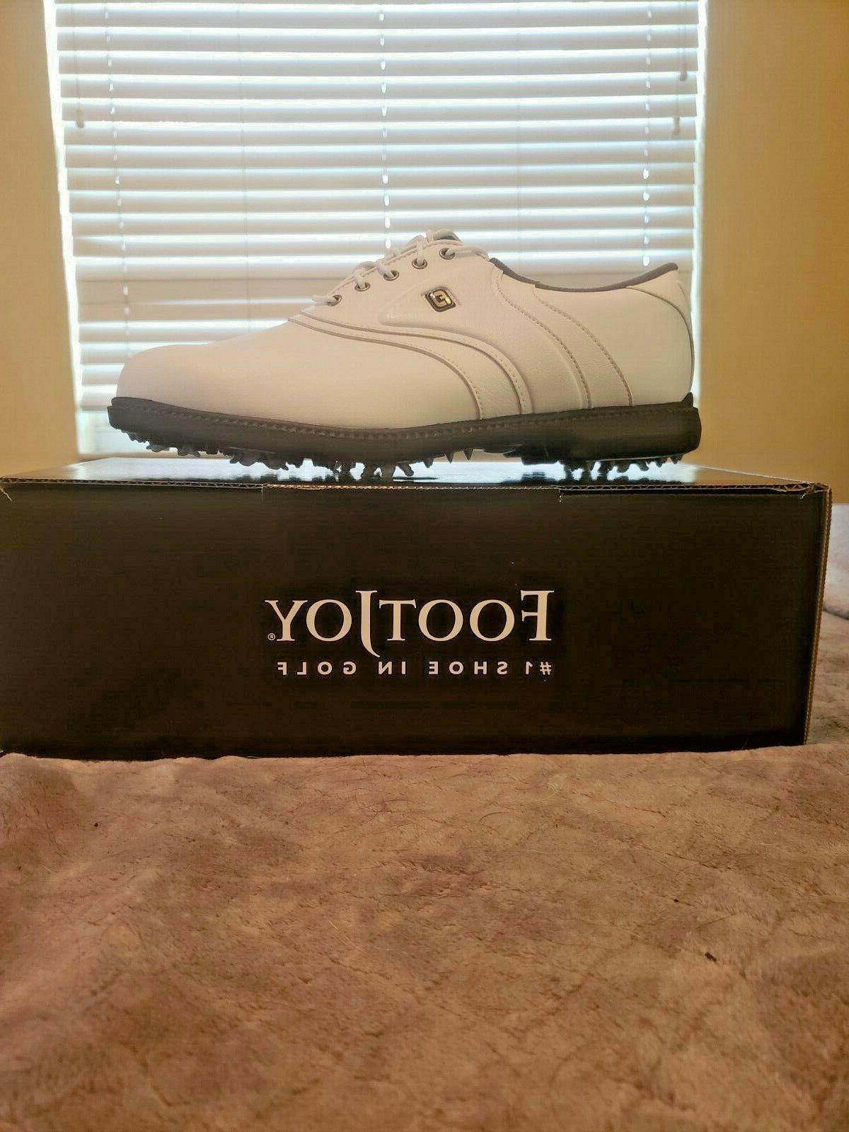 NEW Original Golf Shoe, White, sizes,