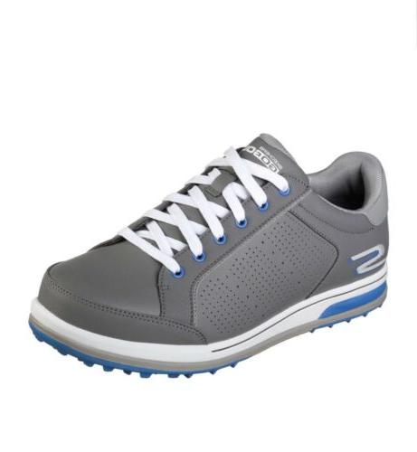new go drive 2 spikeless golf shoes