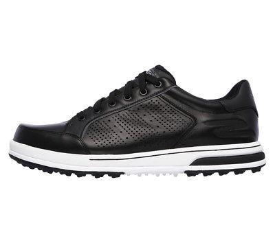 New Skechers Go Golf Drive 2 LX Mens Golf Shoes 54514 Black/