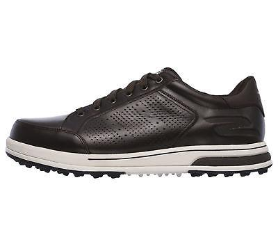 New Skechers Go Golf Drive 2 LX Mens Golf Shoes 54514 Chocol