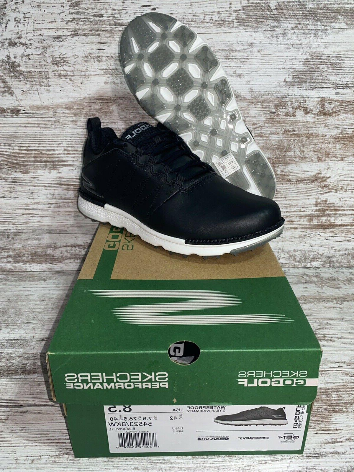 NEW GO Elite V3 Spikeless Golf Shoes Width