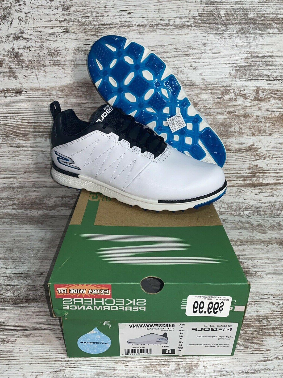 NEW Skechers GO GOLF Elite V3 Shoes Choose Color Size Width