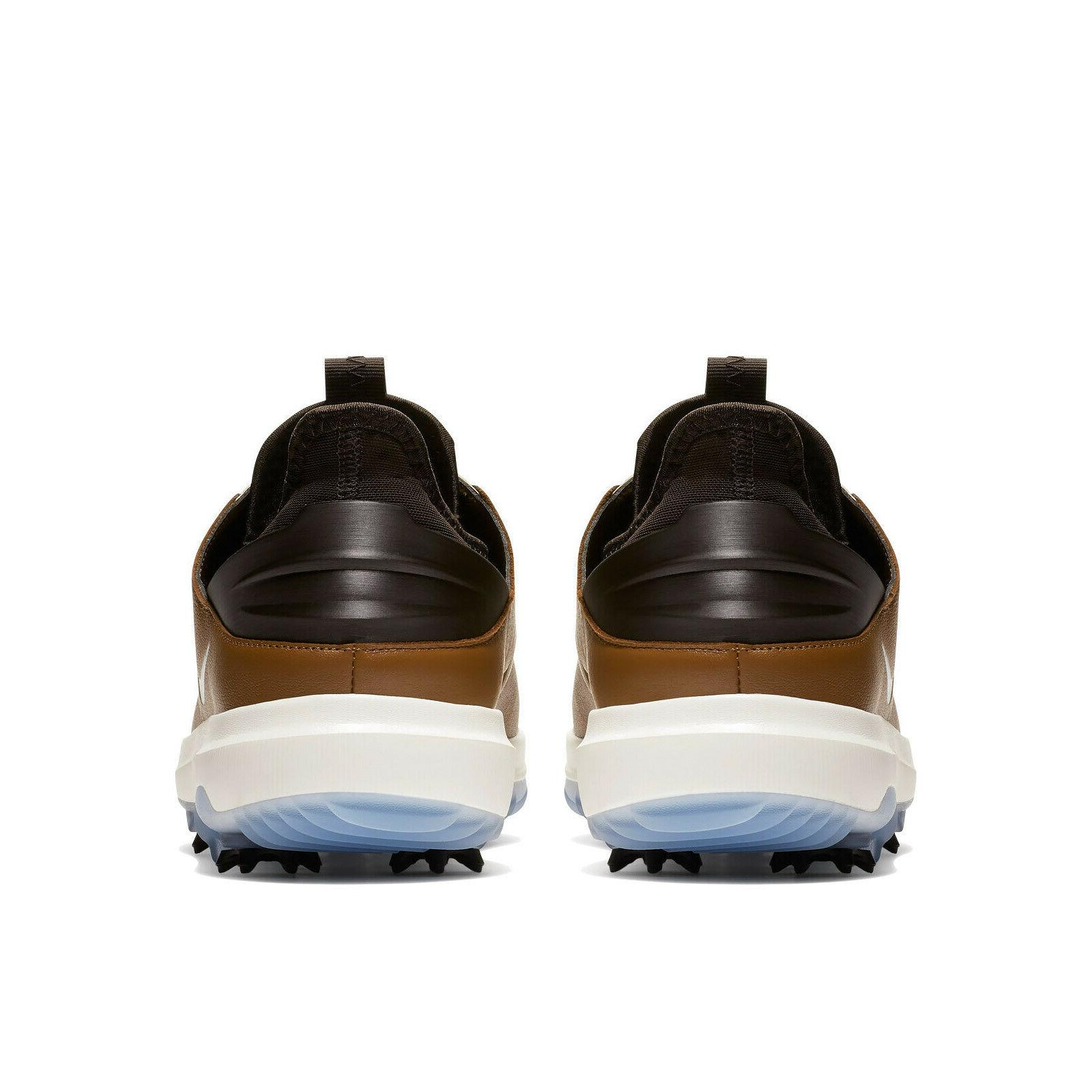 New GOLF Air Zoom Shoes Brown