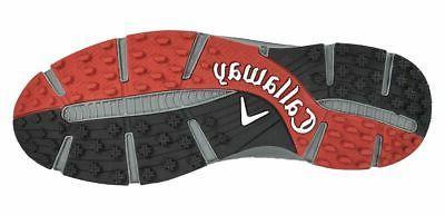 New Golf- Vent Golf Black/Gray Size Wide