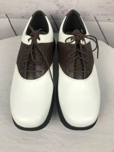 NEW Shoes Men's Saddle Sz