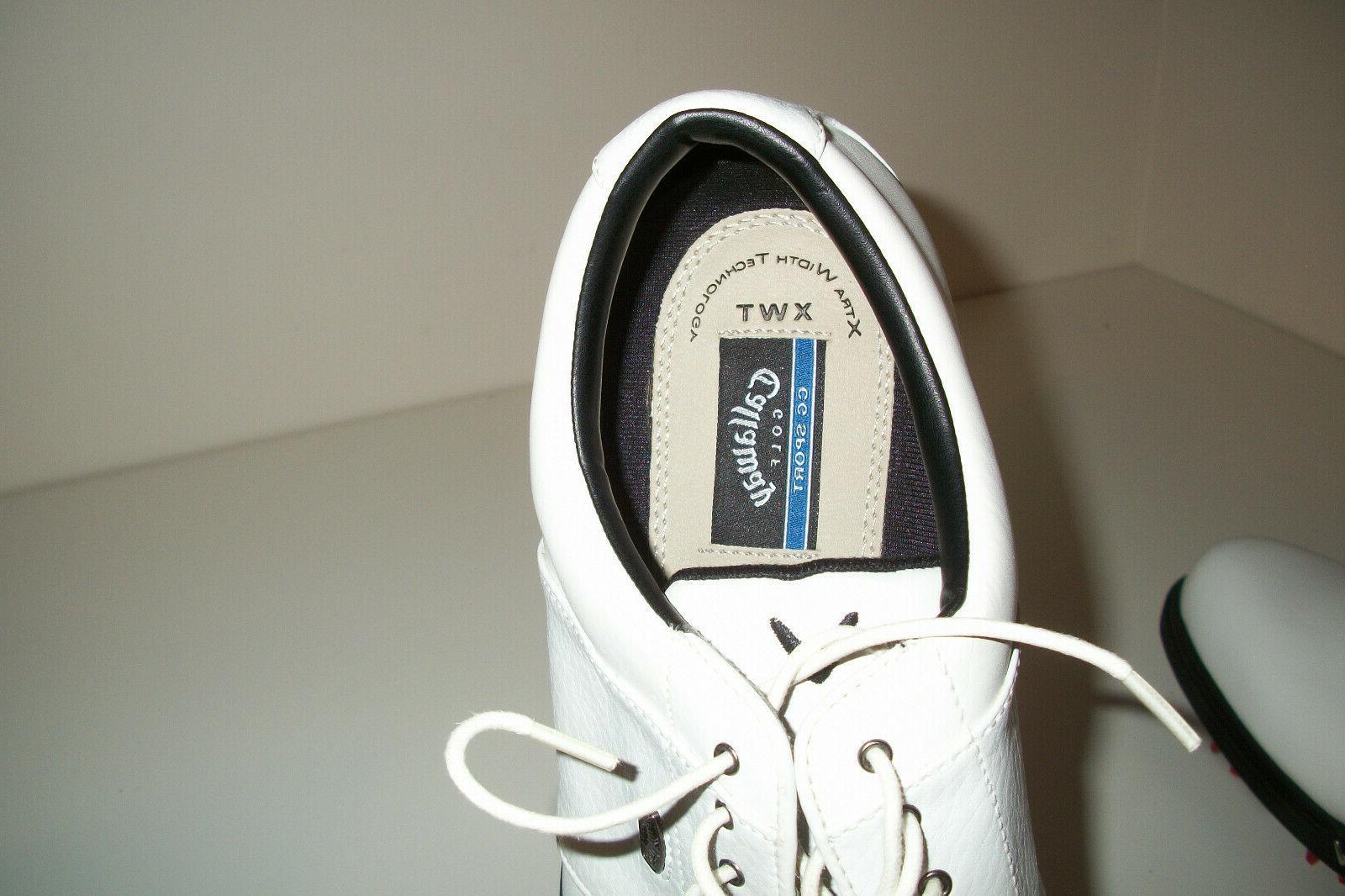 - Size - White - - XWT Xtra Width Tech