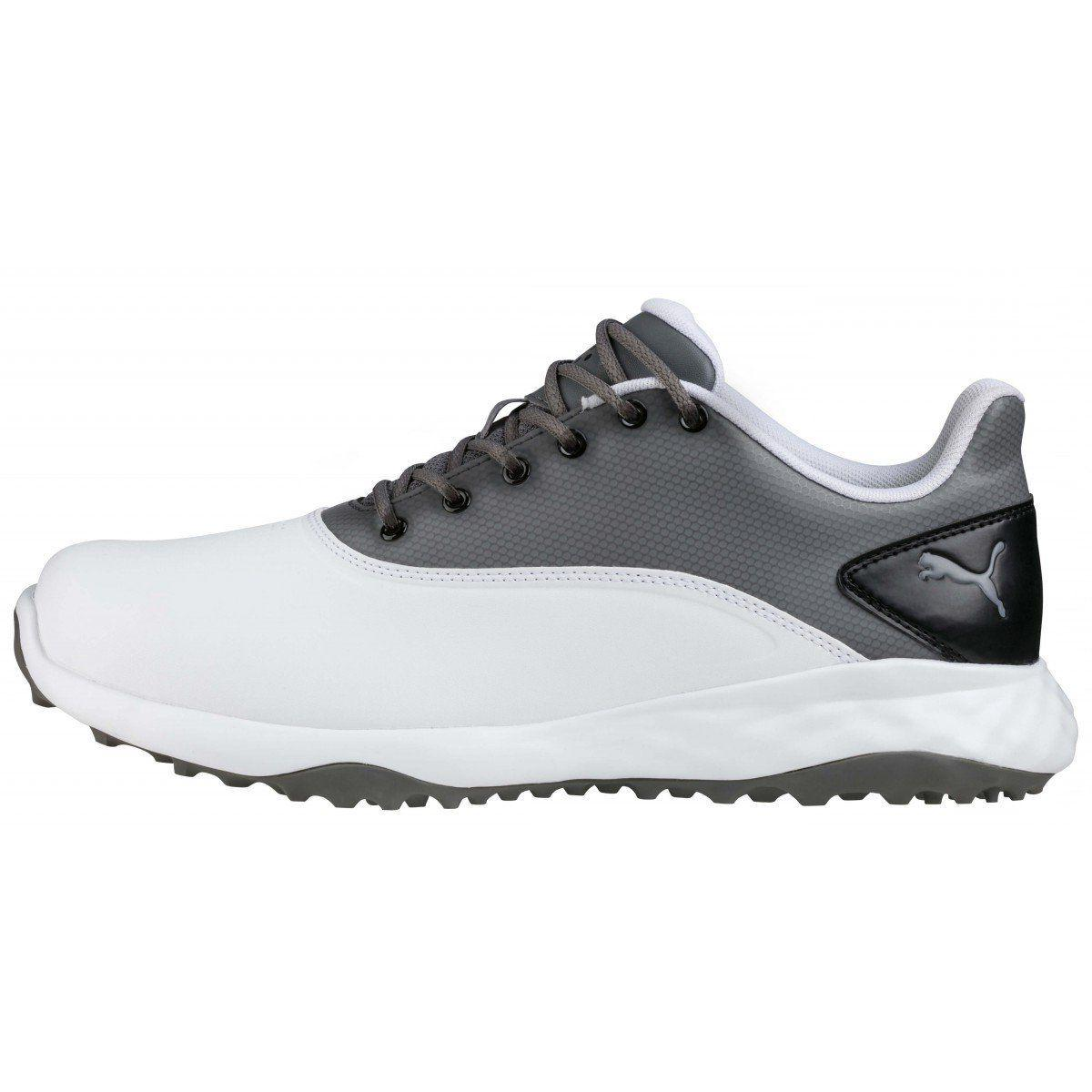 new grip fusion golf shoes white quiet
